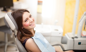 University Place Smiles: $129 for In-Office Teeth Whitening at University Place Smiles ($400 Value)
