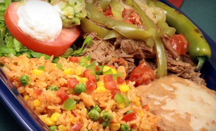 $20 Groupon to Talita's Mexican Kitchen - Talitas Mexican Kitchen in Grove City