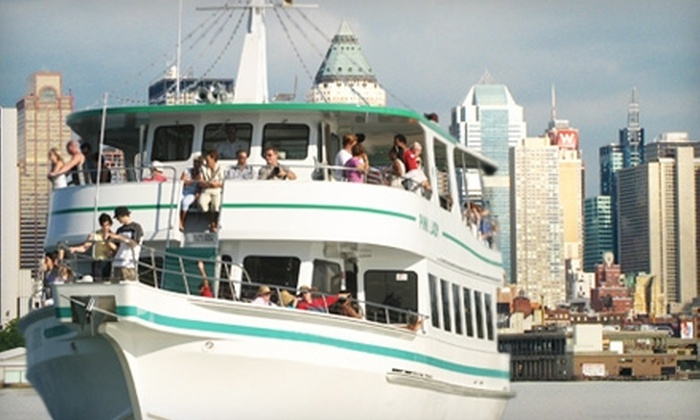 Freedom Cruises of New York - Sheepshead Bay: Brunch and Fireworks Cruises from Freedom Cruises of New York in Brooklyn. Three Options Available.