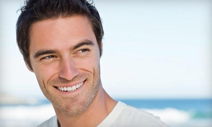 Lezah Medical Aesthetics - Dixie: One-Hour Teeth-Whitening Treatment or Six Photo Rejuvenation Treatments at Lezah Medical Aesthetics in Mississauga