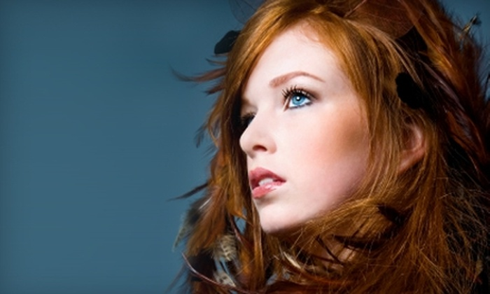 The Color Studio & Salon - Dallas: $22 for $50 Worth of Hair Services at The Color Studio & Salon