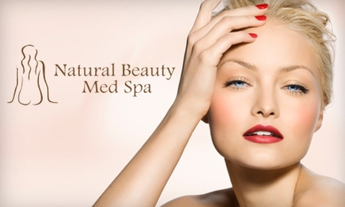 Natural Beauty Med Spa - Near North Side: $189 for $400 Worth of Services at Natural Beauty Med Spa