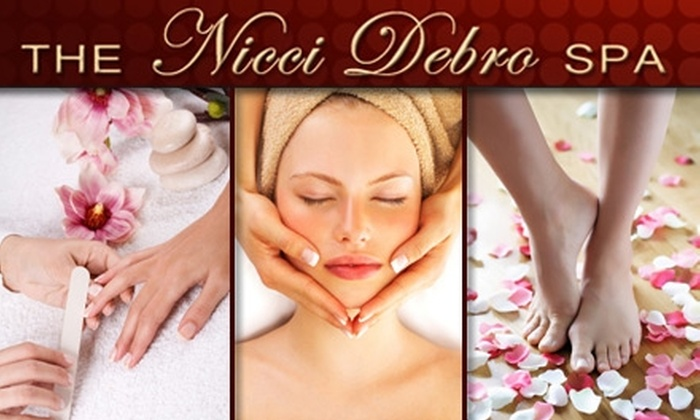 Nicci Debro Salon - Downtown Columbus: $65 Mini Spa Package at Nicci Debro Spa ($134.23 Value)