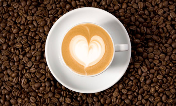 Panama Red Coffee Co. - Multiple Locations: $12 for Coffee Punch Card at Panama Red Coffee Co. (Up to $25 Value)