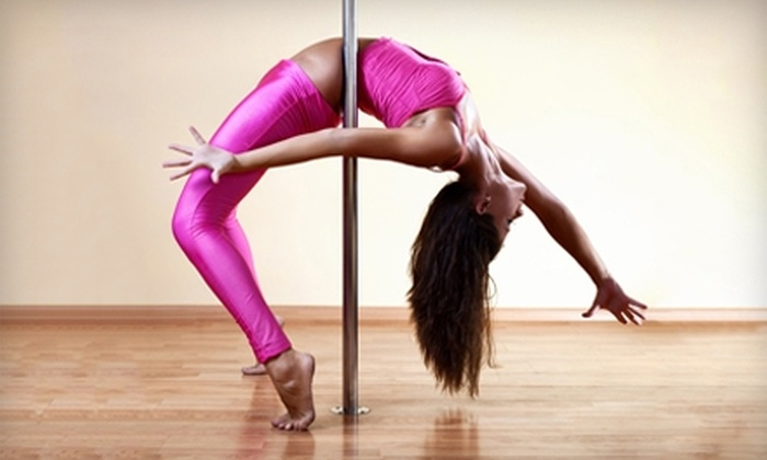 Philly Premier Pole Dance - Center City West: $25 for Five Pole-Dance Classes at Philly Premier Pole Dance ($60 Value)
