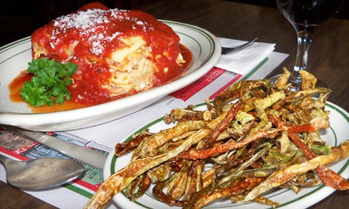 Ristorante Attilio - Wilmington: Authentic Italian Cuisine at Ristorante Attilio. Lunch, Dinner, and Weekend Options Available.