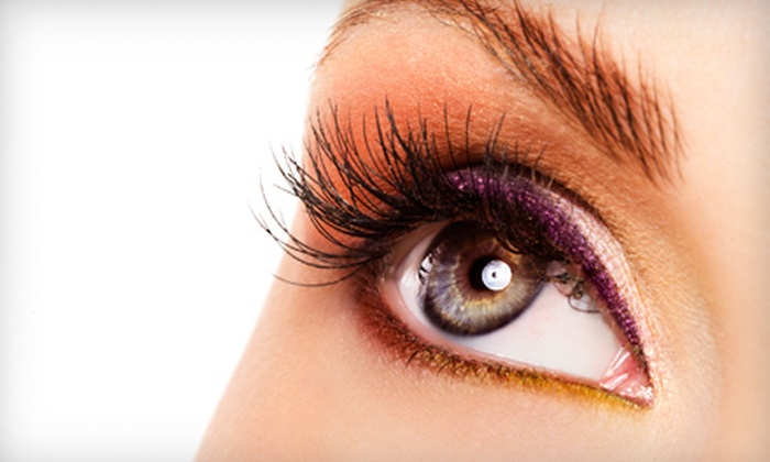 Eye Tactics - Spring Valley: $59 for an Eyelash Perm with Eyelash Tint or Brow Couture Package from Eye Tactics ($120 Value)