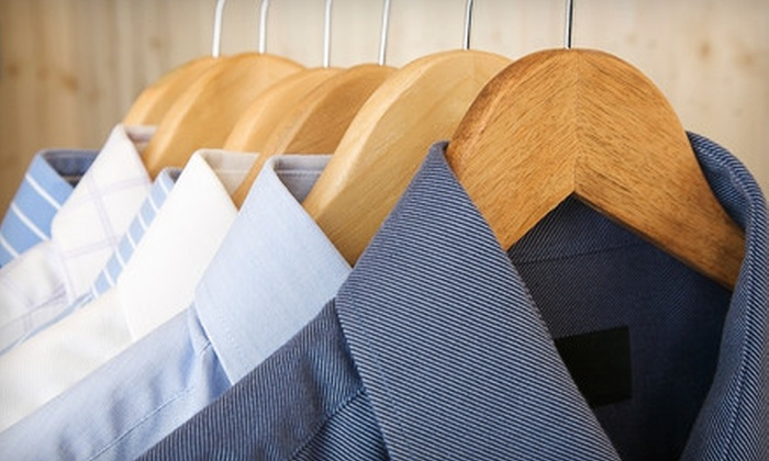 Max Q Cleaners - Lynnwood: $16 for $40 Worth of Dry Cleaning and Alterations at Max Q Cleaners in Lynnwood