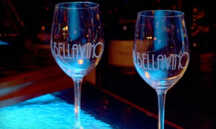 Bellavino Wine Bar - Thousand Oaks: $25 for a Wine Tasting and Gourmet Cheese Plate for Two at Bellavino Wine Bar ($54 Value)