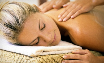 1 One-Hour Massage (a $70 value) - be well therapeutic massage & acupressure in St. John
