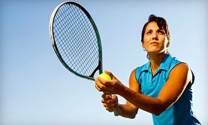 Ramblewood Tennis & Health Club - Grandville: $29 for a 30-Day Membership to Ramblewood Tennis & Health Club in Grandville (Up to $135 Value)