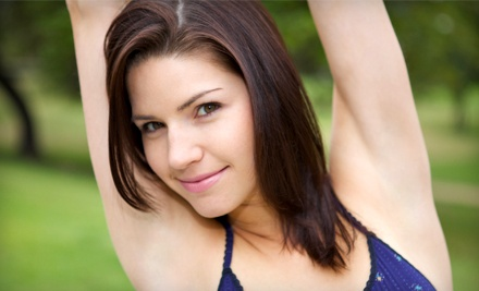 3 Laser Hair-Removal Treatments on a Small Area (a $375 value) - Kersey Family Care & Laser Center in Knoxville