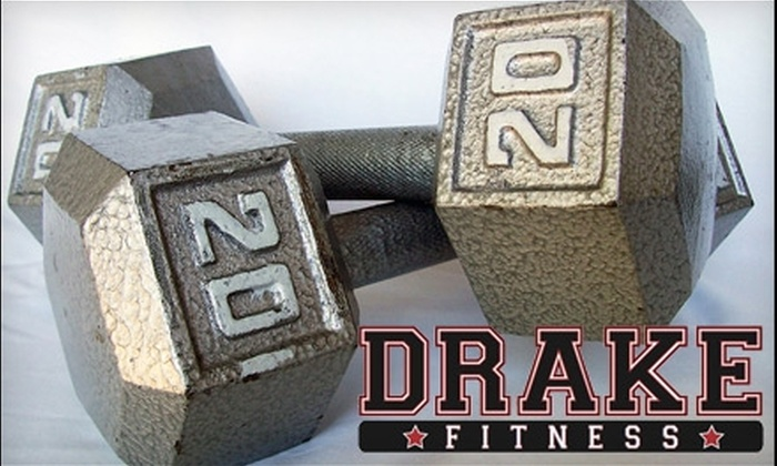 Drake Fitness - Overton: $29 for Five Personal Training Sessions from Drake Fitness ($200 Value)