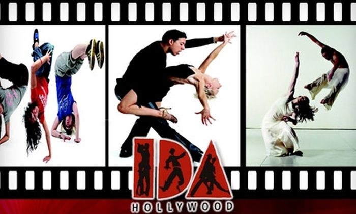 International Dance Academy - Hollywood: $22 for a Four Dance-Class Pass at International Dance Academy