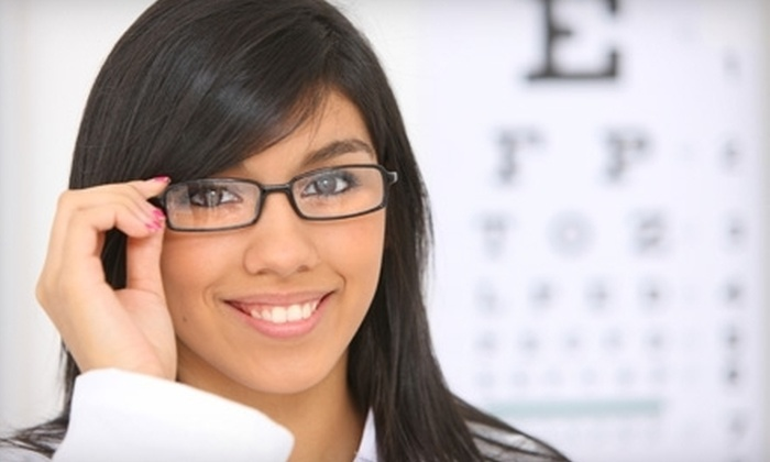 Advanced Vision Care - Multiple Locations: Prescription Eyewear With or Without Eye Exam at Advanced Vision Care (Up to 70% Off)