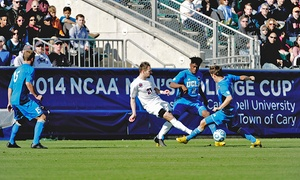 NCAA Men's College Cup: NCAA Men's Soccer College Cup Semifinals on December 11 or Championship on December 13