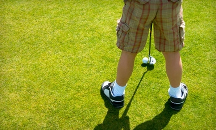 Hedingham Golf Club - Northeast Raleigh: Golf Outing for a Single or Foursome or a Family Membership at Hedingham Golf Club
