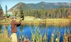 Glacier Raft Company - West Glacier: $240 for Full-Day Private-Pond Fishing School for Two at Glacier Raft Company in West Glacier, Montana ($482 Value)