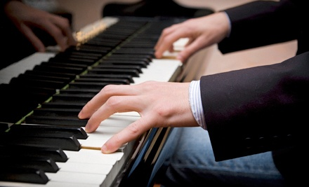 Four Consecutive Private 30-Minute Music Lessons (a $110 value) - Worldwide Piano in Edison