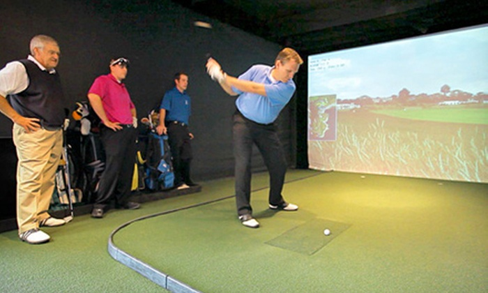 Sportz Skillz Golf & Tennis Center - Colorado Springs: 30- or 60-Minute Private Golf Lesson and Five Bags of Range Balls at Sportz Skillz Golf & Tennis Center (Up to 51% Off)