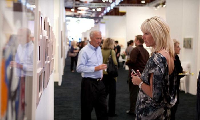Texas Contemporary Art Fair - Downtown: One- or Three-Day Pass to Texas Contemporary Art Fair