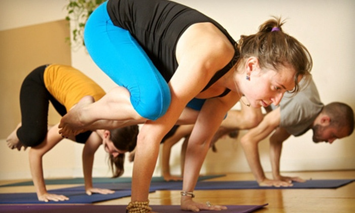 Loom Yoga Center - Old Westbury: 5, 10, or 20 Fitness Classes at Loom Yoga Center in Brooklyn (Up to 83% Off)