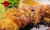 Tombo Japanese Restaurant - Fairfield: $20 for $40 Worth of Japanese Cuisine and Drinks at Tombo