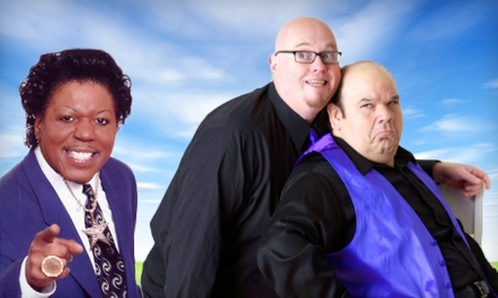 """Scott Hansen's Beach Blanket Comedy - Excelsior: $5 for Ticket to """"Beach Blanket Comedy"""" Plus Food and Beverage Voucher at Bayside Grille in Excelsior ($10 Value). Two Dates Available."""