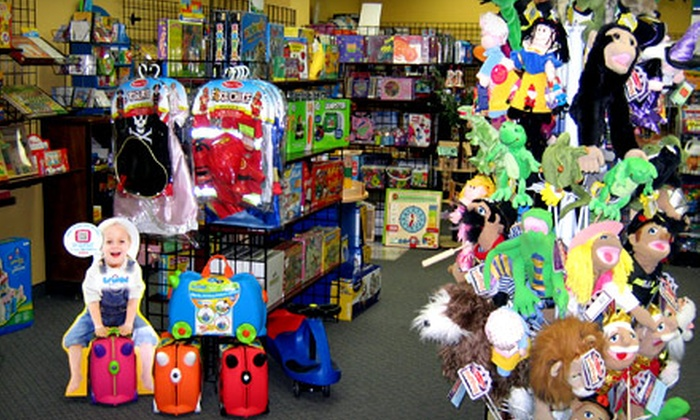 Grenouille Verte - Beacon Hill South - Cardinal Heights: $15 for $30 Worth of Educational Books, Toys, and Games at the Green Frog