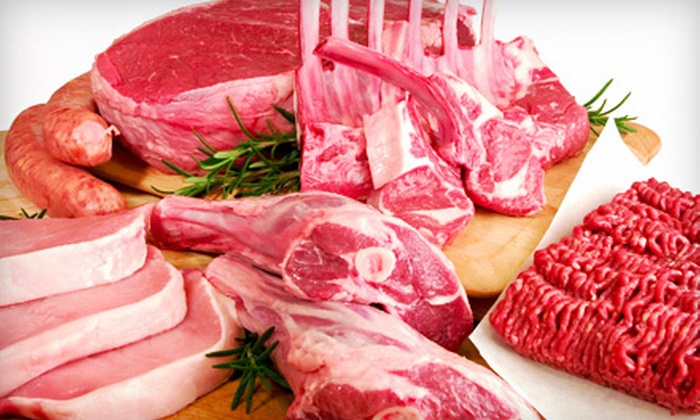 John Henry's Meats - John Henry's Meats: $49 for a Free-Range-Meat Variety Pack for Delivery or Pickup from John Henry's Meats in Birmingham ($101.75 Value)