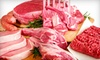 John Henry's Meats: $49 for a Free-Range-Meat Variety Pack for Delivery or Pickup from John Henry's Meats in Birmingham ($101.75 Value)