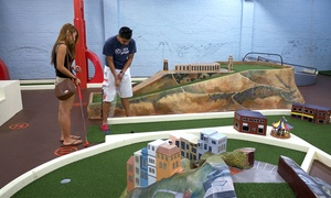 Subpar Miniature Golf: Miniature Golf for Two, Four, or Six at Subpar Miniature Golf (Up to 56% Off)