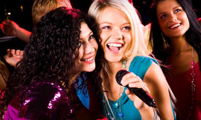 Ziller Karaoke & Bar - Fullerton: Karaoke Party for 12 or $25 for $50 Worth of Private Karaoke-Room Rental and Pub Fare at Ziller Karaoke & Bar