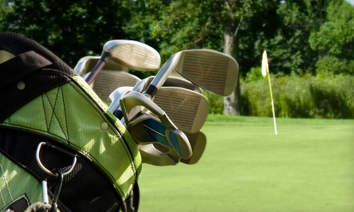 Avondale Golf Club - Avon: 18 Holes of Golf With Cart at Avondale Golf Club in Avon. Two Options Available.