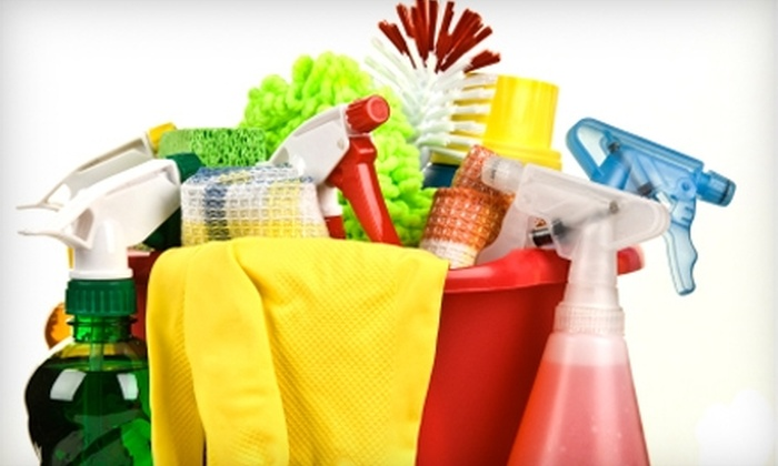 Maid for a Day - St. Charles: $69 for a Full House Cleaning from Maid for a Day ($150 Value)