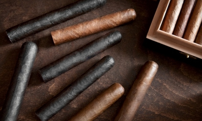 Havana House - Multiple Locations: $10 for $20 Worth of Cigars, Wine, Beer, and Coffee at Havana House