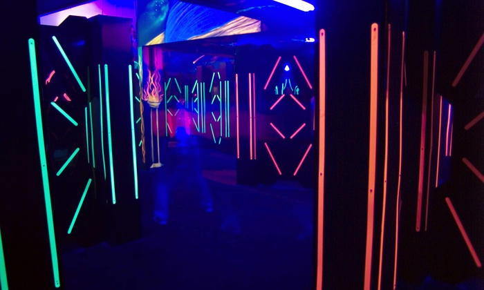 Ultrazone Laser Tag - Madison: $17 for Two Games of Laser Tag for Two at Ultrazone Laser Tag ($33 Value)