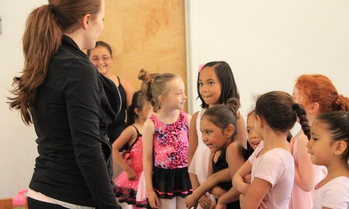 Millennium Dance Center - Carol Stream: Four Dance Classes from Millennium Dance Center (50% Off)