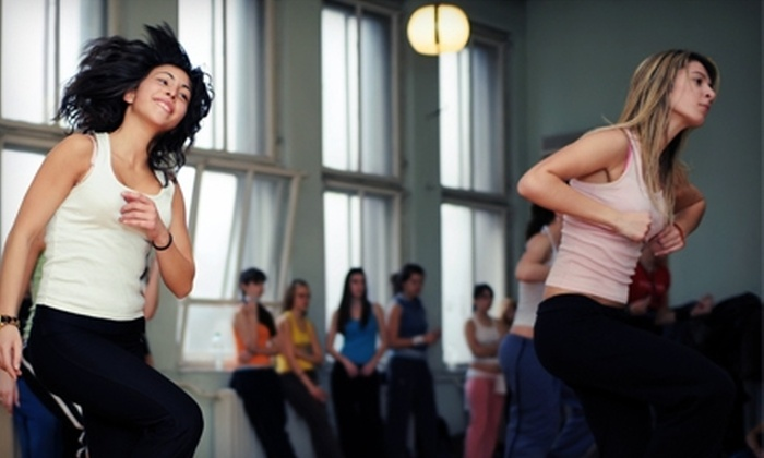 FuSion Fitness - Remington Park: $10 for Five Fitness Classes at FuSion Fitness ($25 Value)