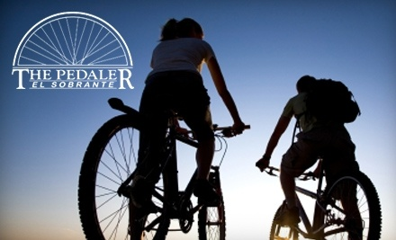 $100 Groupon to The Pedaler Bike Shop - The Pedaler Bike Shop in El Sobrante