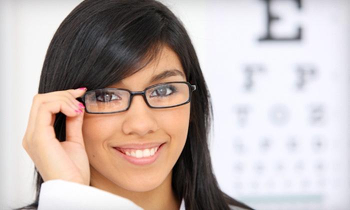 Roslyn Eye Centre - Albertson: Nonprescription Designer Sunglasses or Prescription Eyeglasses at Roslyn Eye Centre in Roslyn Heights