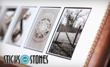 Sticks and Stones - Sticks and Stones in