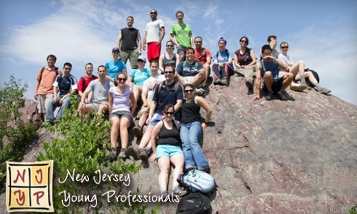 New Jersey Young Professionals: $9 for Membership to New Jersey Young Professionals ($19.99 Value)
