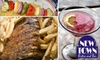 New Town Bistro & Wine Bar - OOB - South Peace Haven: $15 for $30 Worth of Bistro Fare and Drinks at New Town Bistro & Wine Bar