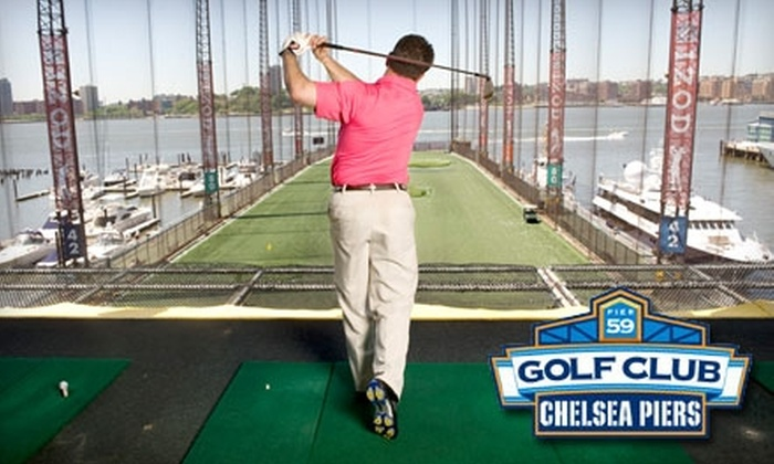 Golf Club At Chelsea Piers - Kips Bay: Golf Club At Chelsea Piers New York City