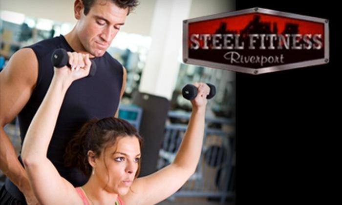 Steel Fitness - Bethlehem: $20 for Full-Access 10-Visit Pass to Steel Fitness ($150 Value)
