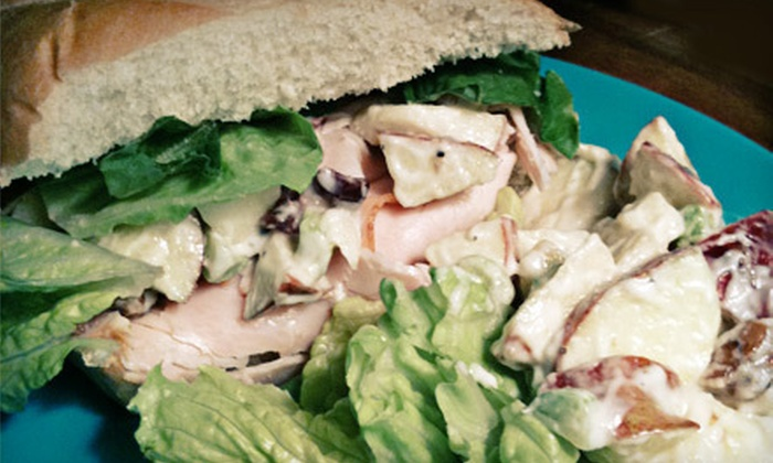 Em's Kitchen - Mulberry Park: $6 for Sandwich Lunch for Two at Em's Kitchen ($11.98 Value)