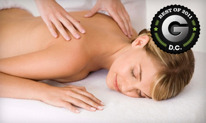 Tea Spa  - Wheaton - Glenmont: 60-Minute Individual or Couples Swedish Massage at Tea Spa in Silver Spring (Up to 52% Off)