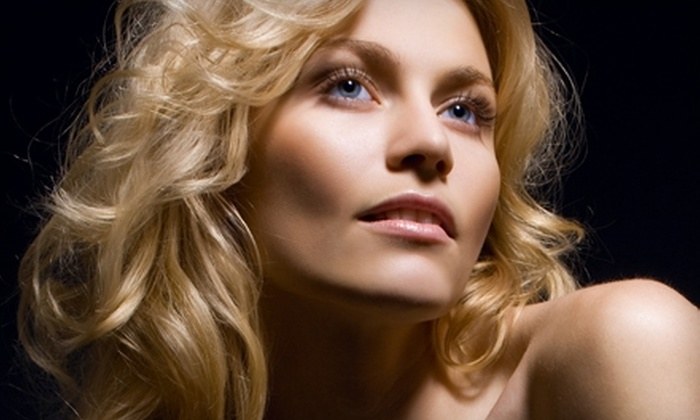 The Ultimate Hair Salon - Strathcona Park: $40 for Haircut and Single-Application Colour at The Ultimate Hair Salon (Up to $93 Value)