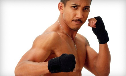 Condition and Competition Kickboxing - Condition and Competition Kickboxing in San Jose